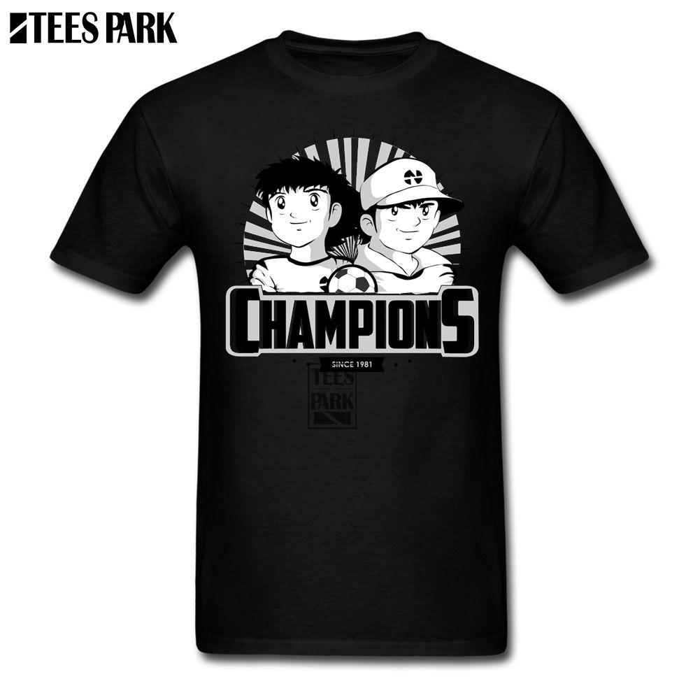 Compre Camisas De Sudor Campeones Capitán Tsubasa Camisetas Ropa Deportiva  Descuento Para Hombres Camisetas Divertidas Para Niños 2019 A  24.2 Del  Waik ... 1bb6e16196e73