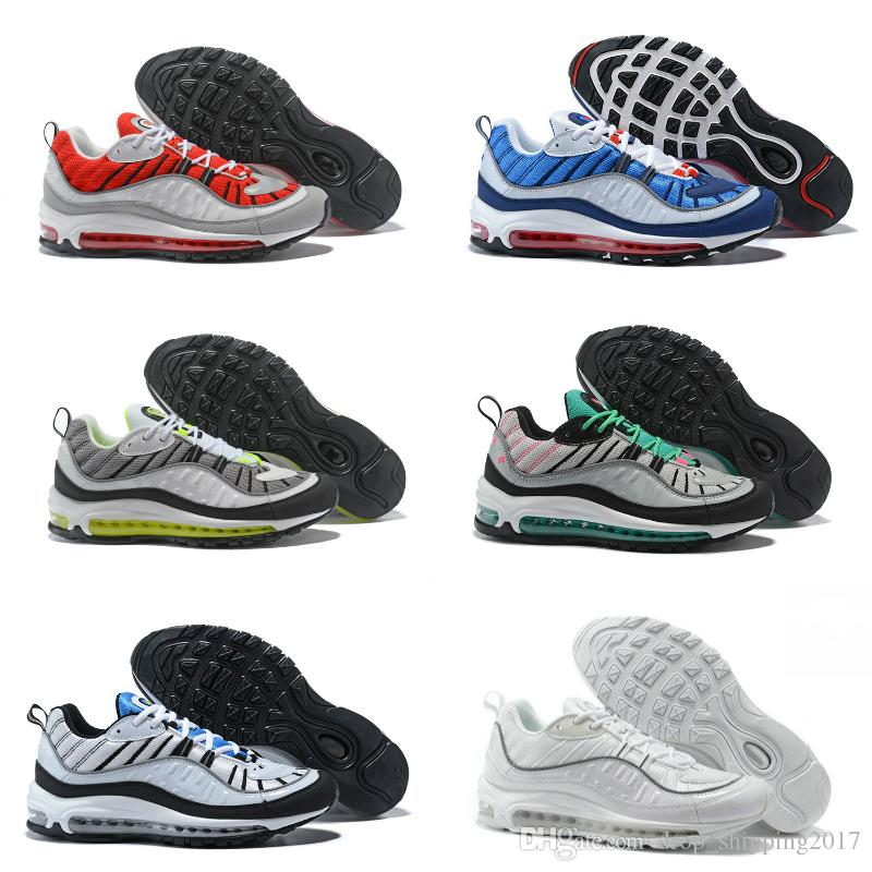 3e740d6993db Wholesale Mens 98 Running Shoes Jogging Shoes Gundam AOP UK GMT ...