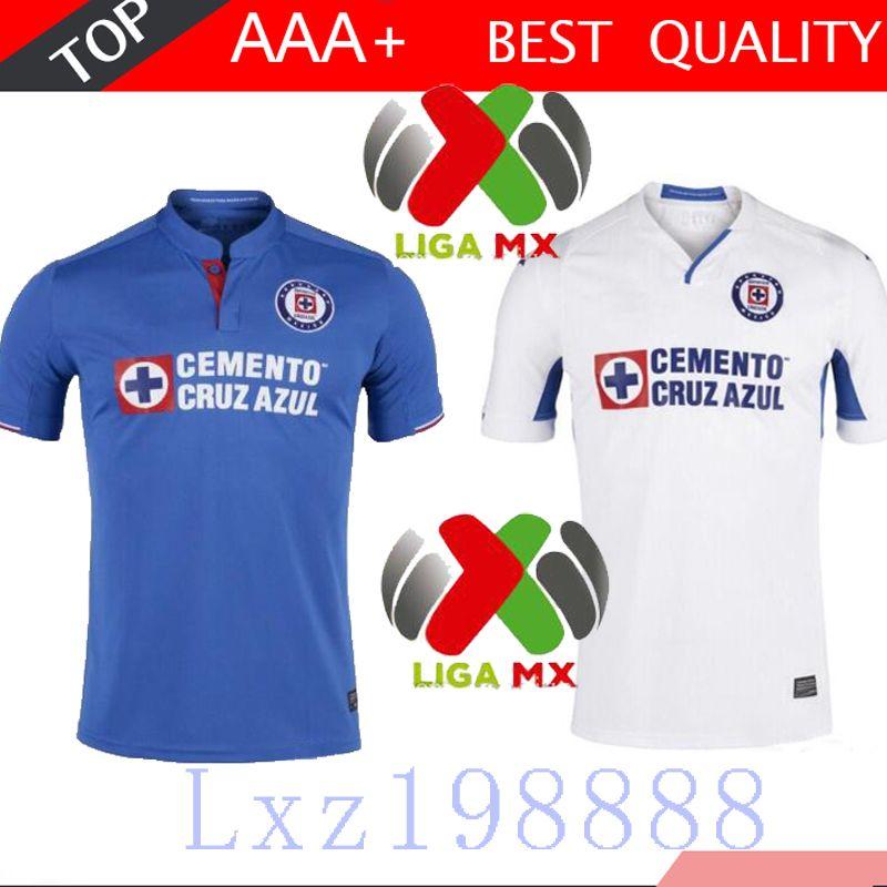 8a6528efcde 2019 CRUZ AZUL Red Crossshirt Soccer Jerseys 2019 2020 Mexico Club 19 20  Season Mora Football Uniform Home Away Red Cross Football Jersey From  Lxz198888