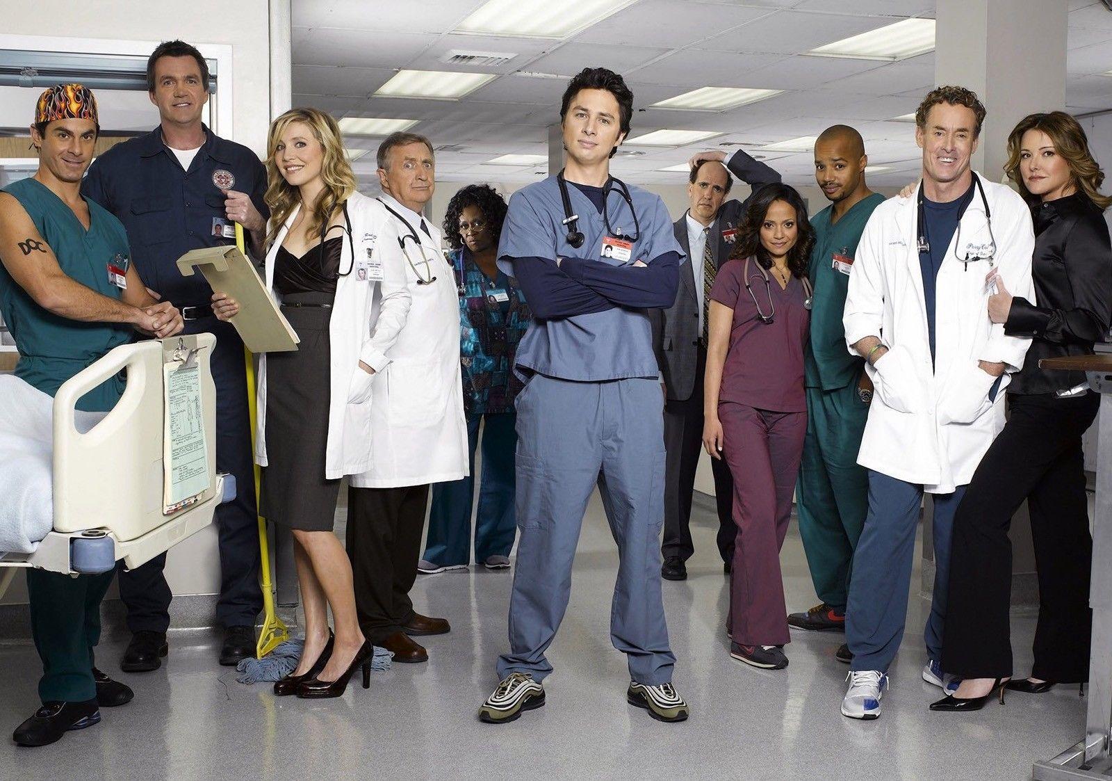 That interfere, scrubs tv show cast