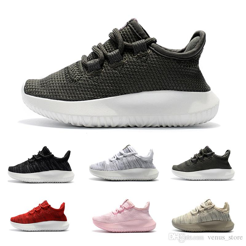 aacde97f210 Compre Adidas Yeezy Boot 350 Crianças West 350 Tênis Sapatilhas Do Bebê  Sapatas Dos Esportes De Execução Calçado Criança Sapatos Baratos Tênis De  ...