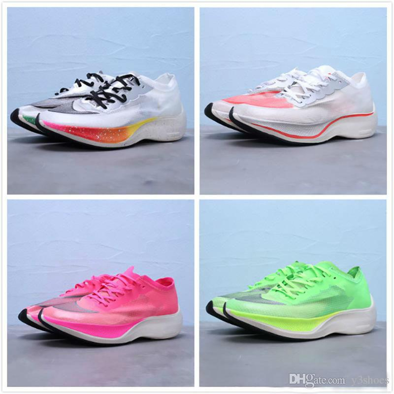 New ZoomX Vaporfly NEXT% Be True Men Women Running Shoes Sport Shoes Trainers Lightweight Sneakers for Outdoor Jogging
