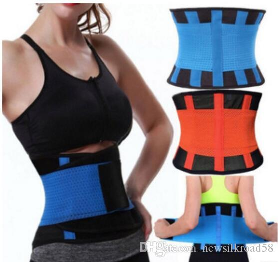 High Quality Slim Belt Neoprene Waist Shaper Corset Waist Trainer Belt Modeling Strap Waist Trimmer Girdle Belt
