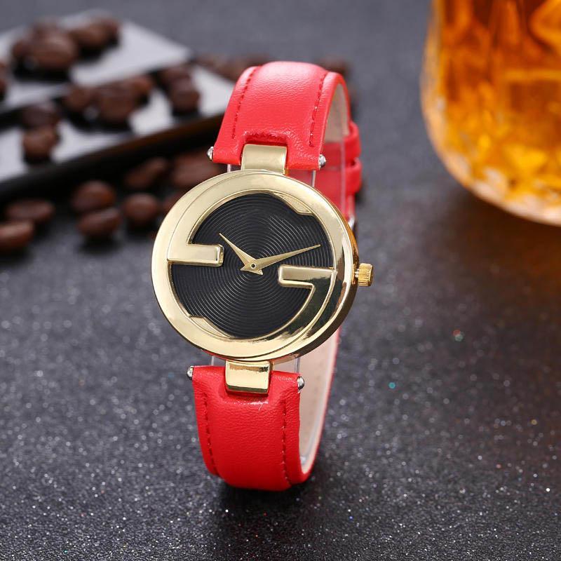 031665b1d1a5 2019 Famoso diseñador de lujo mujer dz mk relojes vestido de moda damas  diesels reloj hombre oro relojes dw famosas dropshipping F66