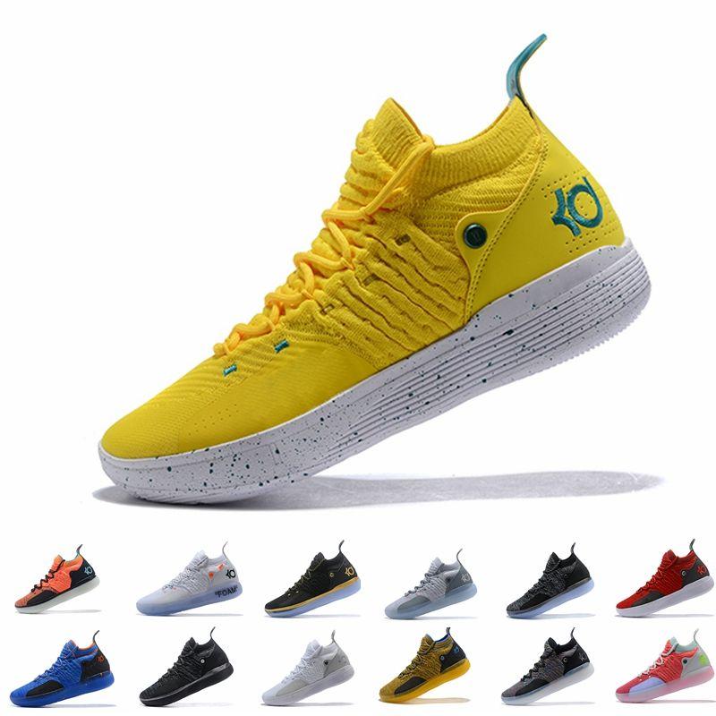 scarpe kd giallo
