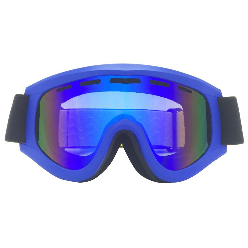 481c9f00ed1 Ski Goggles Winter Snow Sports Snowboard With Anti-Fog Double Lens Ski Mask  Glasses Skiing Men Women Snow Snowboard Goggles Skiing Eyewear Cheap Skiing  ...