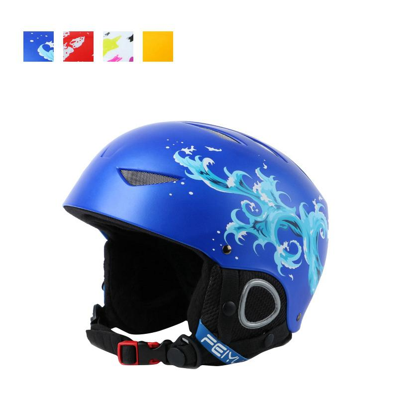 New Ski Helmet for Child Ultralight Breathable Snowboard Skateboard ... bdd0ad7ef