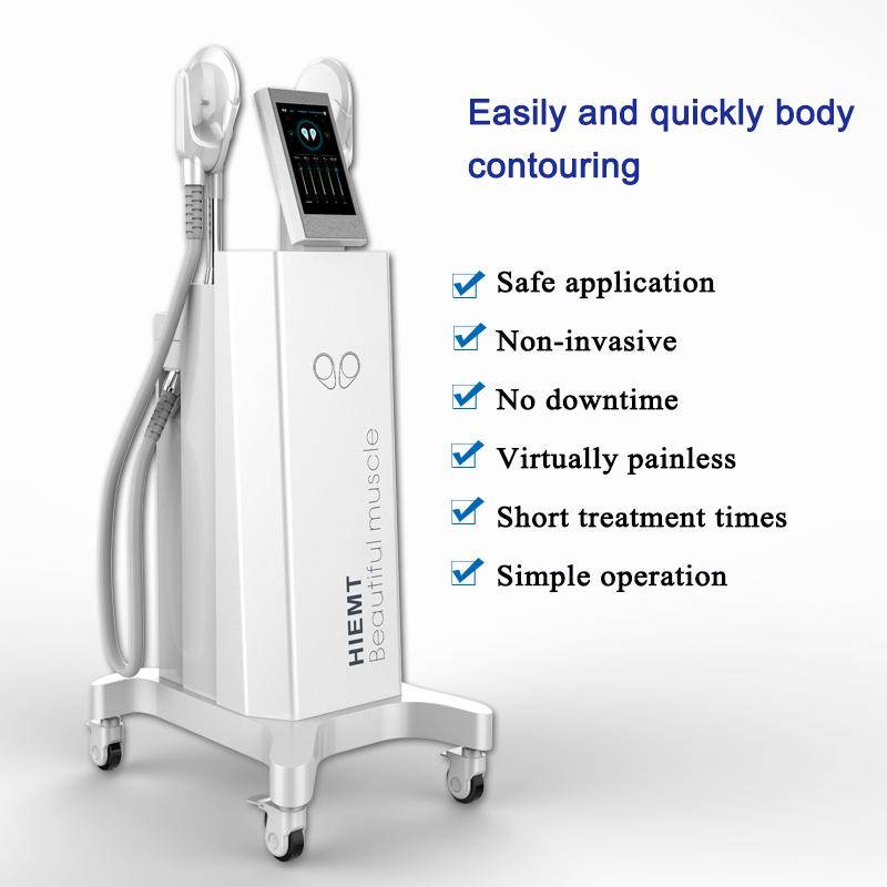 Emslim machine body shape and stimulation muscle female postpartum repair body contouring slimming machine DHL