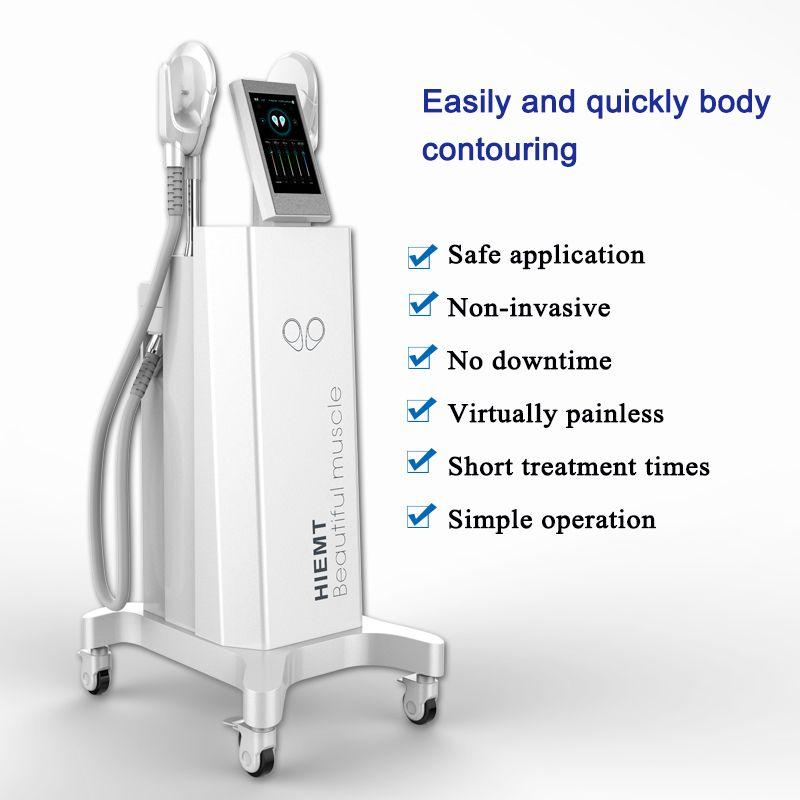 Neue Innovation EMS Maschine EMSCULPT Muscle Toning Gerät EMS Abnehmen Fettreduktion Body Contouring Ausrüstung zum Einsatz Salon