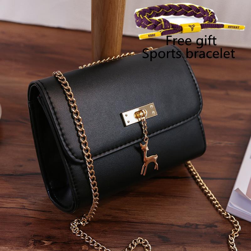 Top Quality New Style Luxury Designer Marmont Shoulder Bags Women Chain Crossbody Bag Pu Leather Handbags Purse Female Messenger Tote Bag