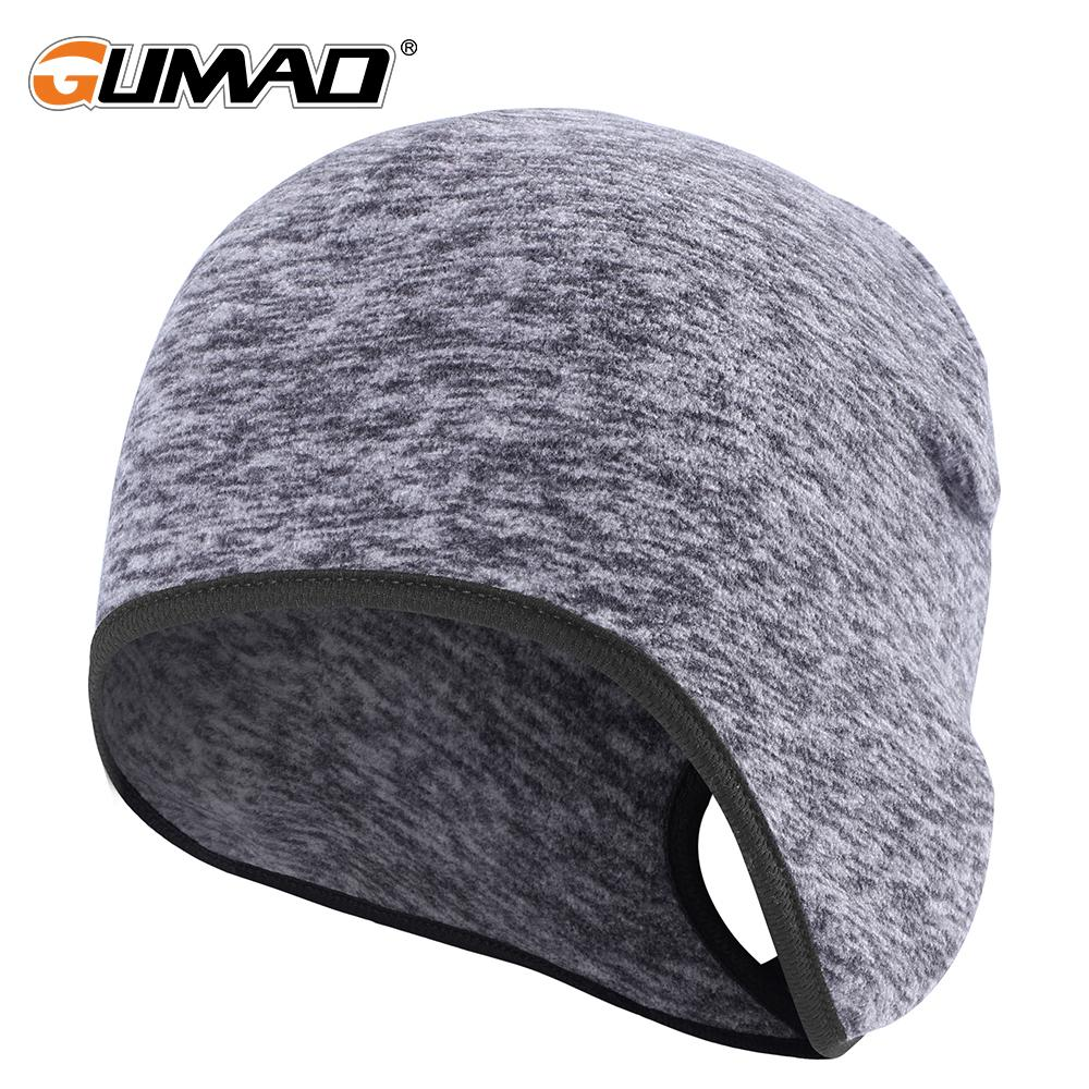 f68e211e2 Outdoor Women Ponytail Fleece Running Hats Winter Warm Thermal Sports  Bicycle Snowboard Hiking Cycling Cap Snow Windproof Skiing