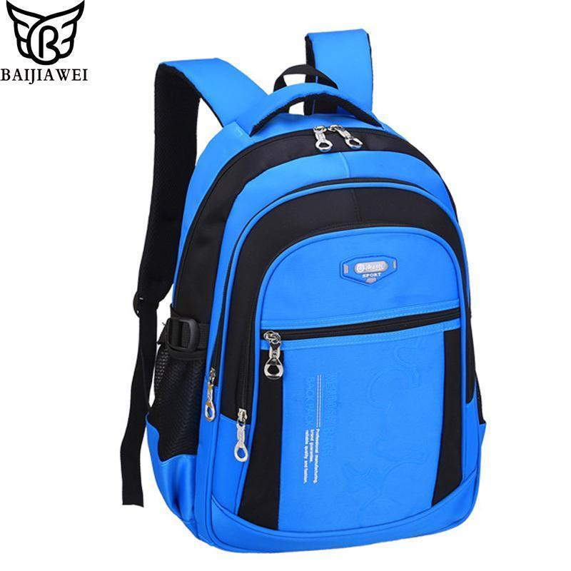 Baijiawei Nice Children Backpacks Primary School Bag For Students Wear  Resistant Waterproof Backpack Cartoon Schoolbag For Kids Backpack Purse Dog  Backpack ... 1f5945d05e146