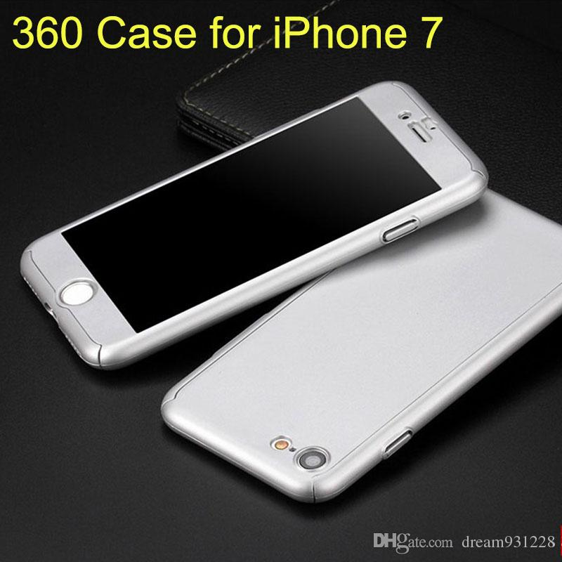 coque full 360 hybride iphone 8