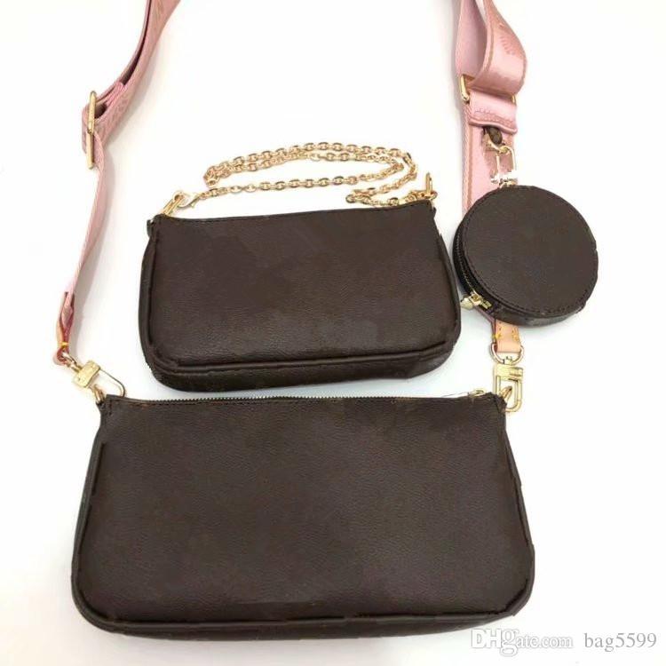 Мода Знаменитые женские сумки Сумка Messenger Luxury Classic Cosmetic Bey Girl 3 Установите портативные сумки