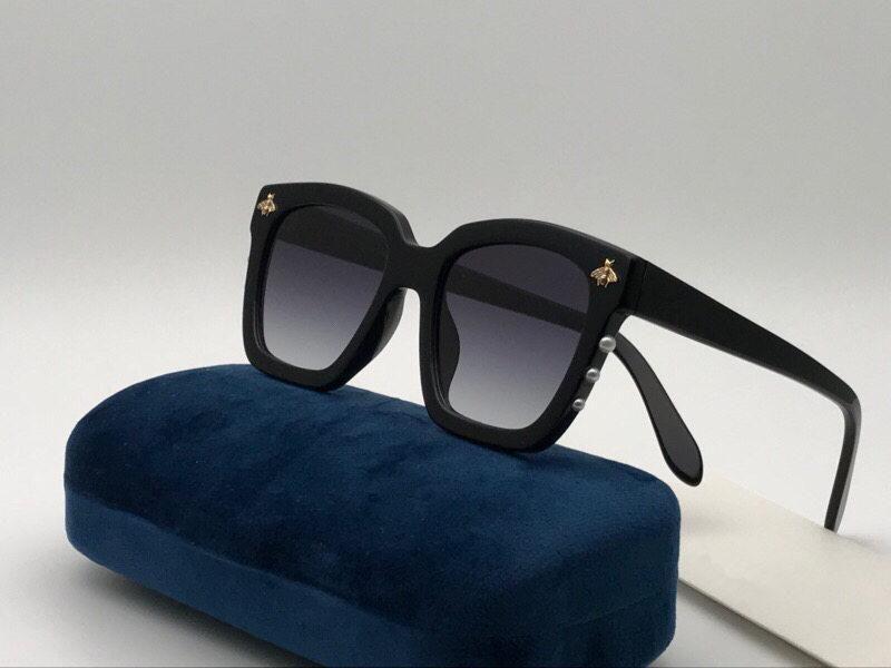 b5013daac33 Luxury Brand 0409 Sunglasses For Womens Designer Simple Wild Style ...