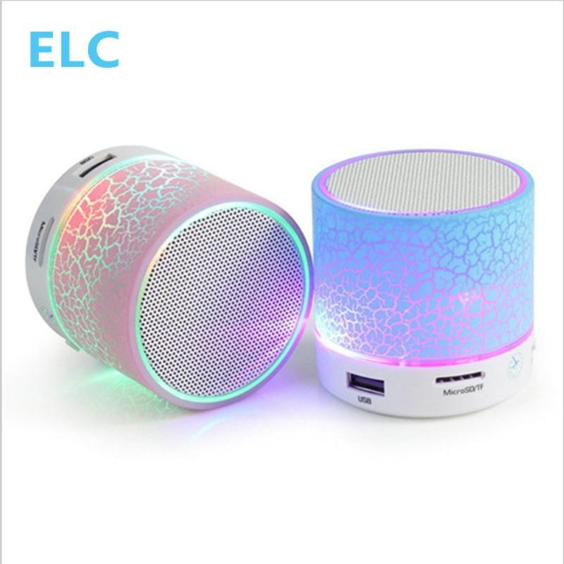 Mini Bluetooth Speaker Portable Wireless soundbar Speakers Music Sound Box  Subwoofer Support TF Card For IPhone Xiaomi