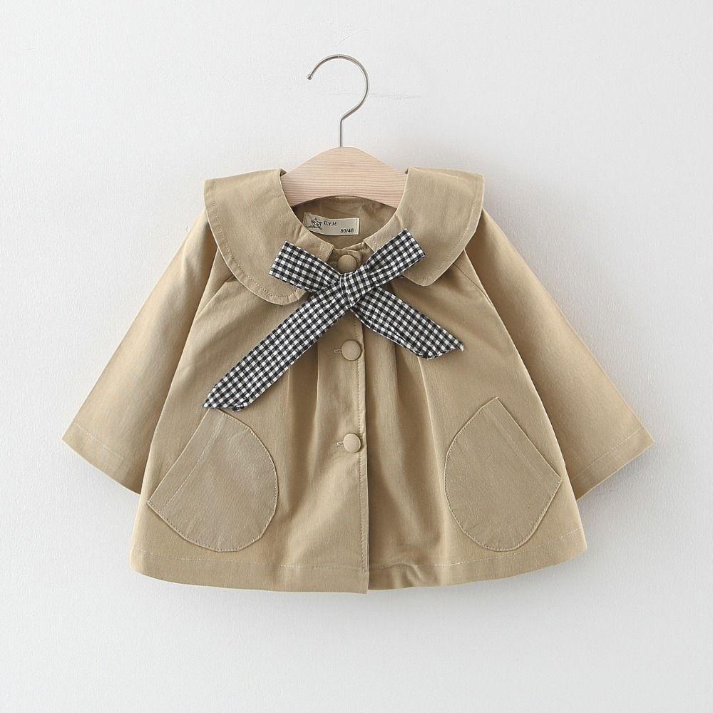 30405f642 New 2019 Children s Clothing Girls Outerwear Baby Girl s Coat Kids ...