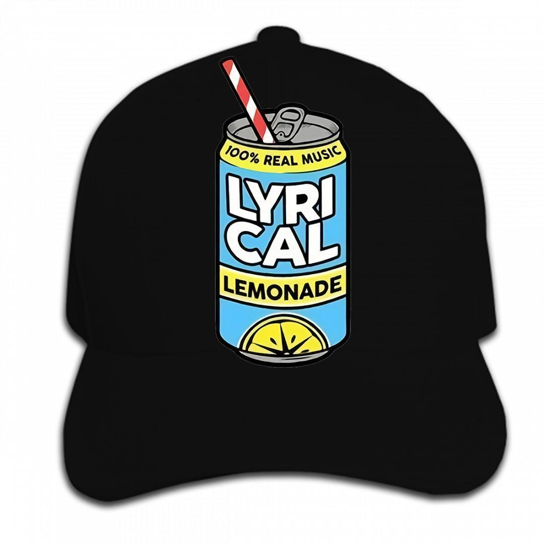 6614886949d04 Print Custom Baseball Cap Lyrical Lemonade Logo Merch Music Rap Lil Skies  Wiz Hat Peaked Cap Trucker Caps Flat Bill Hats From Weichengz