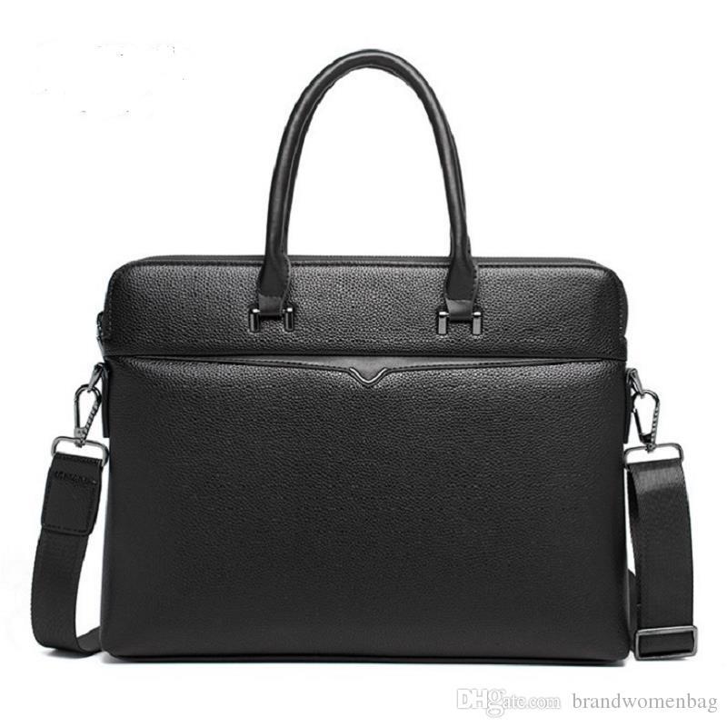 4eab52f89a28 Brand Designer New Men s Luxury PU Handbag Fashion Retro Diagonal ...