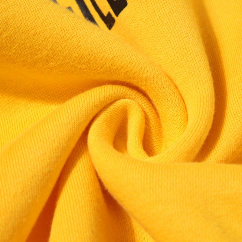 cc936e8bfcab8 2019 Brand New Purpose Tour Security Hoodie Box Logo Street Sport Mens  Designer Hoodies Yellow Loose Fit Pullover Sweatshirt M XXXL From  Boostshoestore