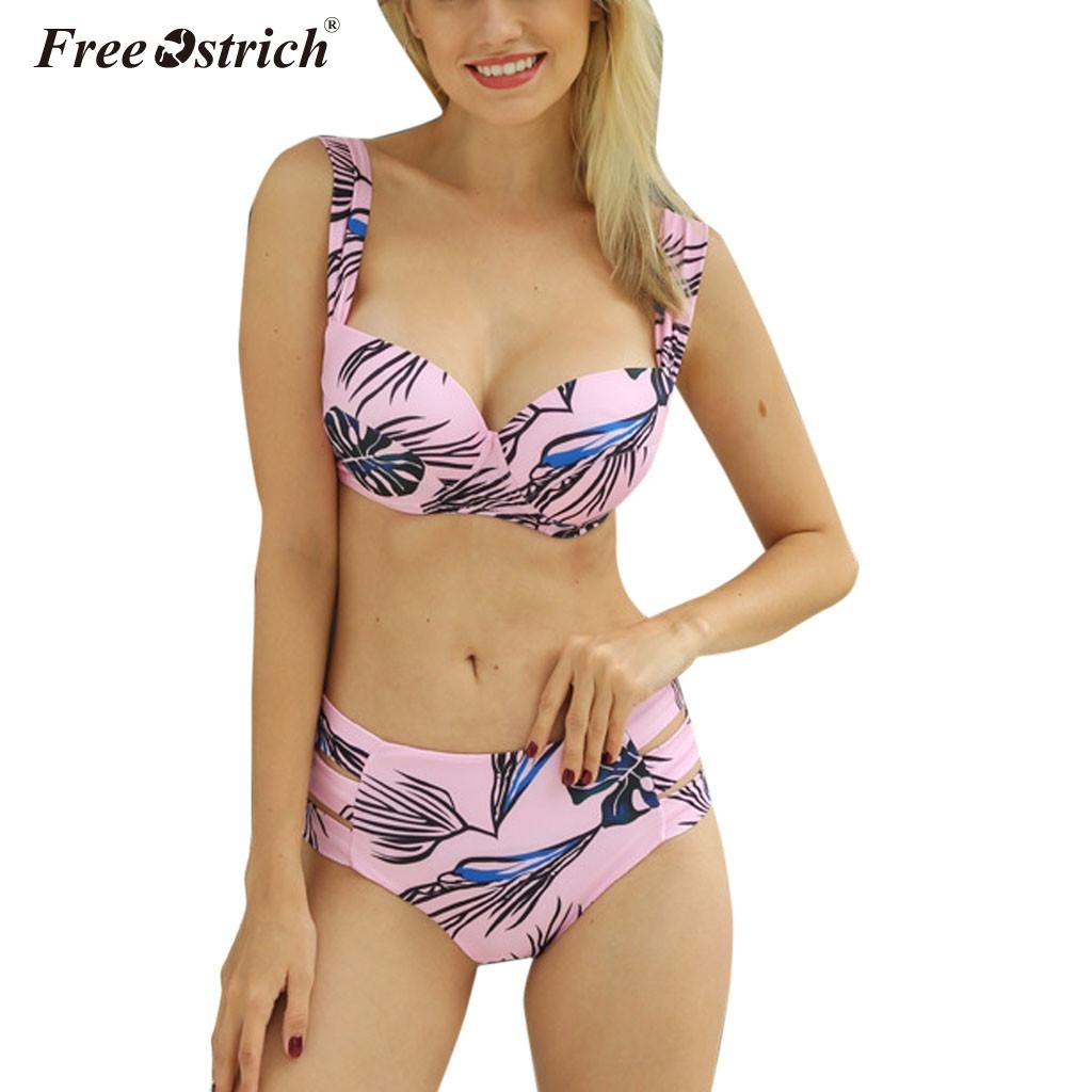 41f178fd07 Free Ostrich Sexy Women Lingerie Bras Sets Floral Bandage Erotic ...