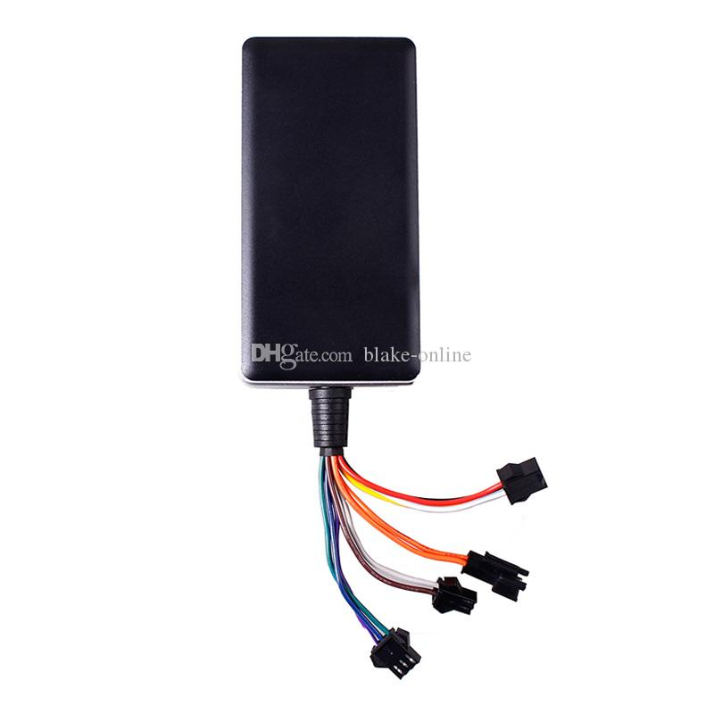 Waterproof Car GPS Tracker Vehicle Locator GSM GPS Antenna Real Time Tracking GT06N Support Google Map Link Wide Voltage 9-36V