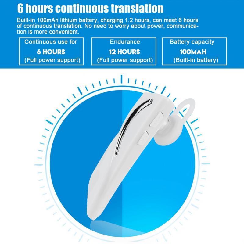 7e0b5e9af7c Wireless Smart Voice Translator Translation 28 Languages Bluetooth ...