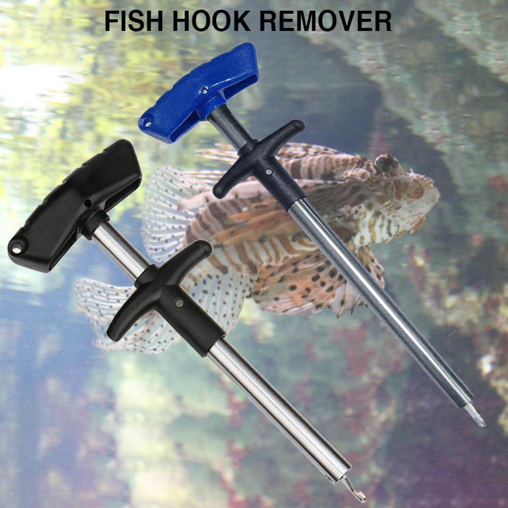 Easy Fish Hook Remover New Fishing Tool Minimizing The Injuries Tools Tackle