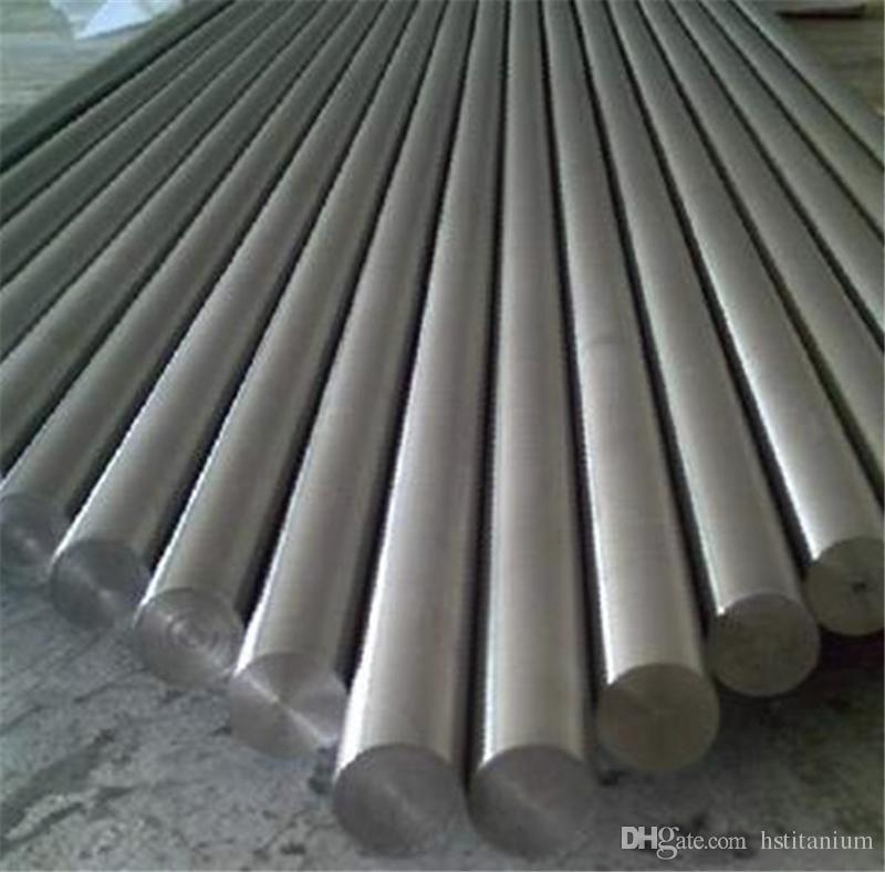 Ti6al7nb medical titanium bar titanium round bar GR1 GR2 GR5 round titanium  hollow bar price per kg
