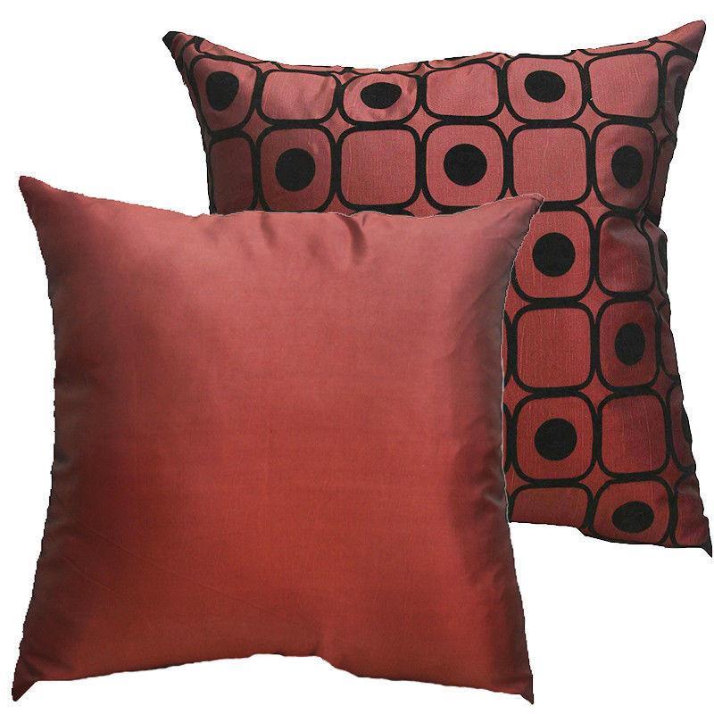Partido capa de algodão de linho Praça Início Almofada Início decorativa 2,018 New Throw Pillow caso luxuoso cama Sofá cintura Capa de Almofada Hot