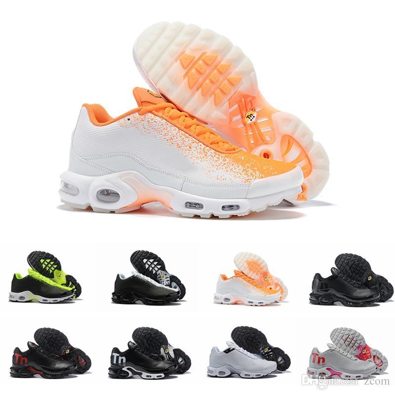 Comprar Zapatillas Nike,Nike Air Max Plus TN SE Niña Negras