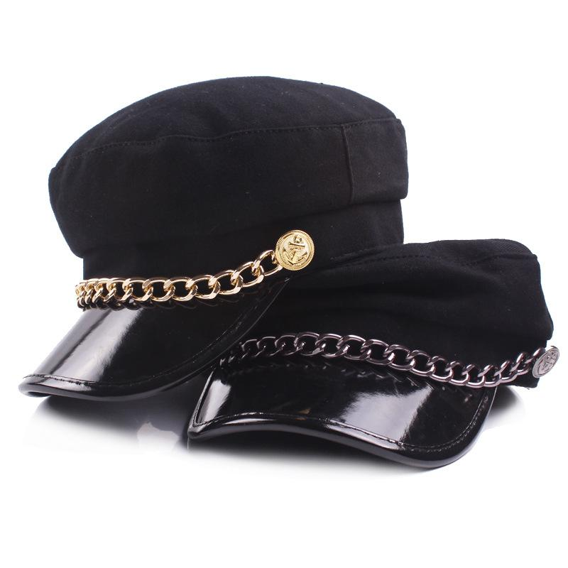 09be6f15f8368 Men s And Women s Woolen Military Hats