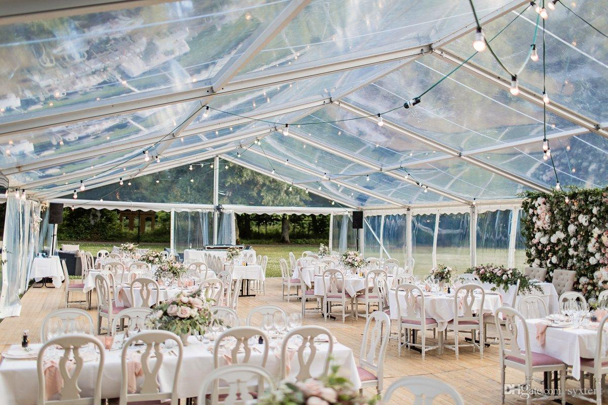 Luxury Transparent Wedding Tent With PVC Cover Tent Sale Uk 3 Man Tents From Syxtent $26.4| DHgate.Com & Luxury Transparent Wedding Tent With PVC Cover Tent Sale Uk 3 Man ...