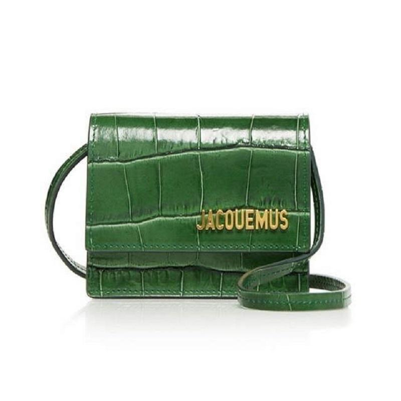 Brand Girl Sling Bag Crocodile Women Small Leather Messenger Bag Mini Flap Purses Handbags Clutch Candy Color Change Money Bag Y19061301