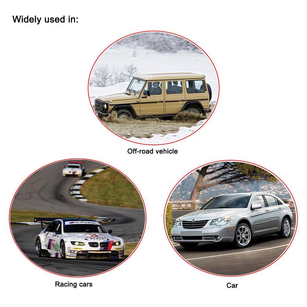 Freeshiping US CLEARANCE Flip-up 시작 점화 스위치 패널 버튼 DIY 자동차 개조 스위치 스포츠 레이싱을위한 액세서리 경쟁력있는 자동차