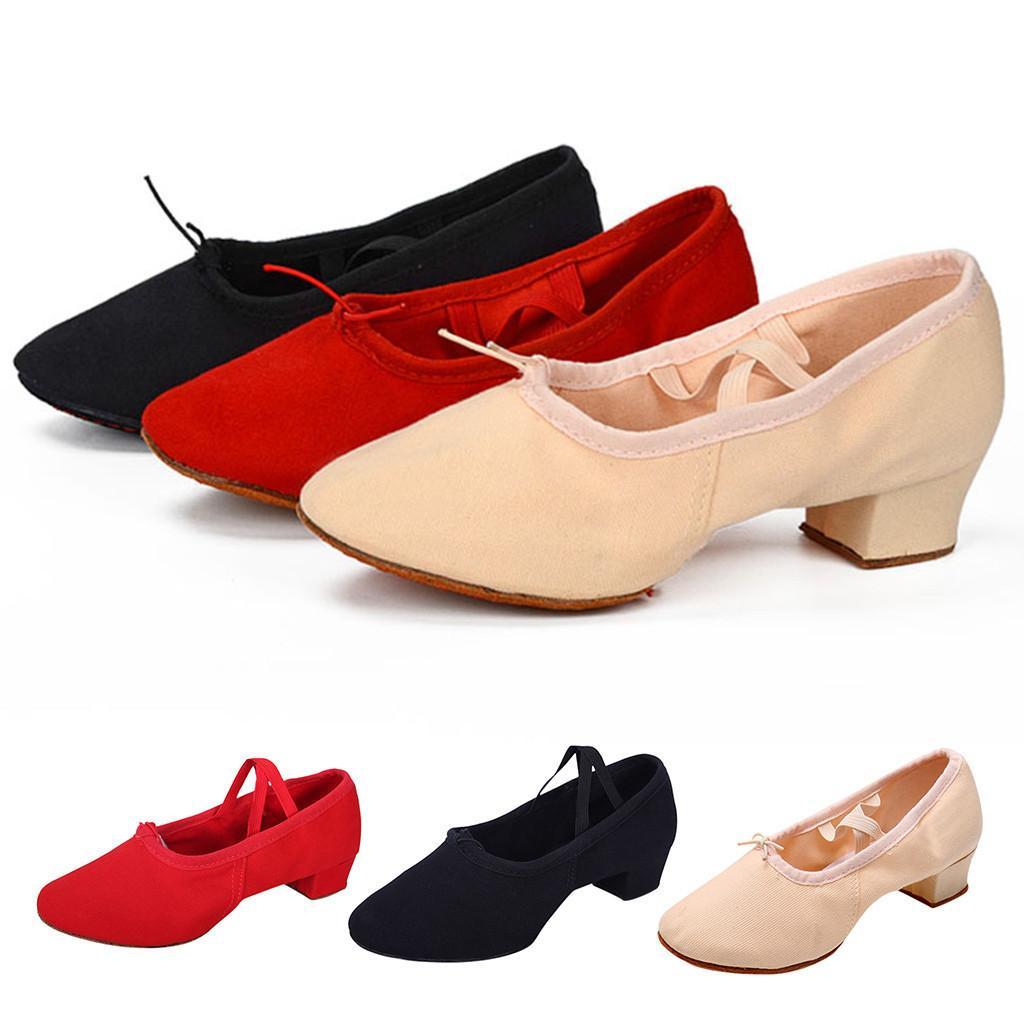 5e2a072681 Compre Sapatos Youyedian 2019 Mulheres Senhoras Dança Rumba