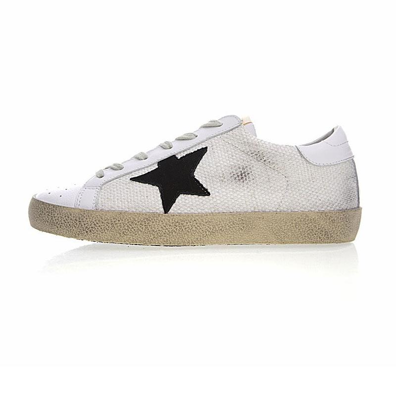 50dbd798d3 Ggdb sneaker Golden Goose Ggdb old style sneakers Genuine Leather Villous  Dermis Casual Shoes Mens Women Luxury Superstar trainers 35-46