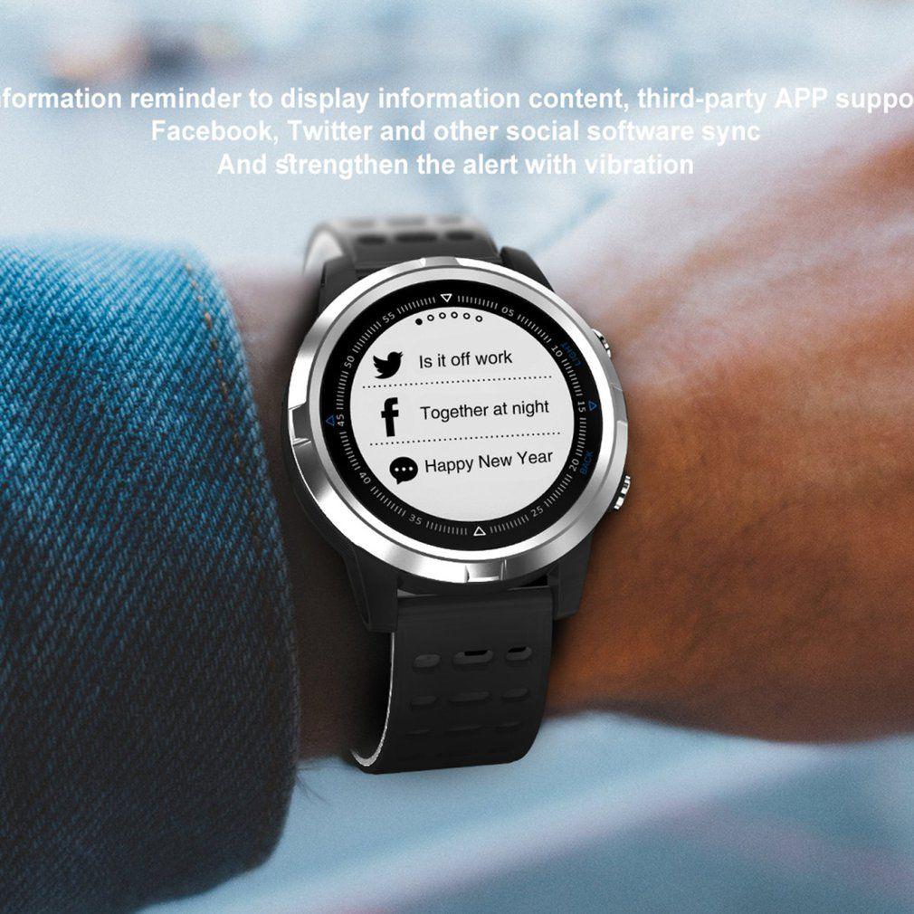 98bff1e27db Compre GPS Relógio Inteligente Esportes N105 Pedômetro Freqüência Cardíaca  Monitoramento Do Sono Despertador IP67 À Prova D  Água Esportes Relógio De  Pulso ...