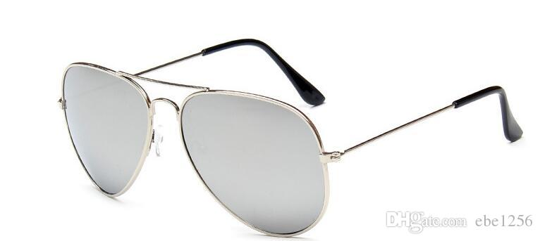 9537ca68d Compre Homens Clássicos Espelho De Pesca Óculos De Sol Polarizados Óculos  De Sol Motorista De Metal Espelho Sapo Estilo Quente 19 De Ebe1256, ...