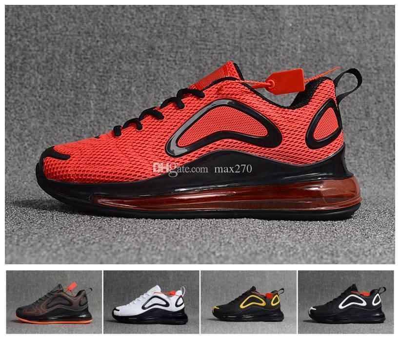 wholesale dealer 20505 627dd Compre 2019 Hombres 720 Zapatillas De Correr 720s KPU Para Hombres Triple S  Negro Rojo Azul Athletic Chaussures Zapatillas Deportivas Zapatos Tamaño  Eur 40 ...