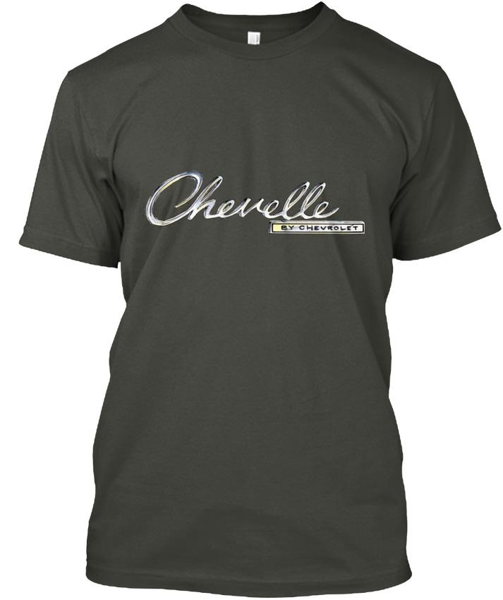 Chevy T Shirts >> Mens Designer T Shirts Shirt 100 Sold Chevy Chevelle Emblem T Popular Tagless Tee T Shirt