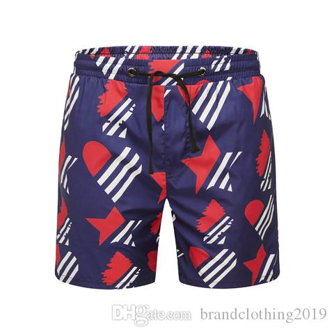 Hot Fashion M & Rooster Brand Men's Summer Beach Shorts Mon002 France famous Designer Swimwear Surf Life Women Pants Italy Male Board Shorts