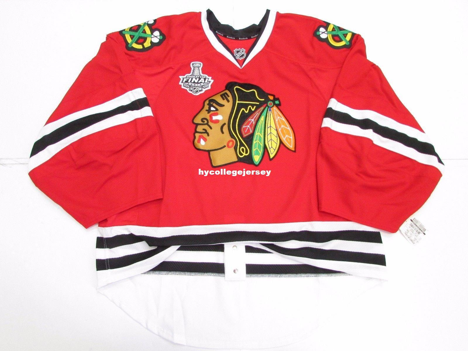 Cheap Wholesale Custom CHICAGO BLACKHAWKS HOME 2013 STANLEY CUP EDGE ... 81fbdfb8b