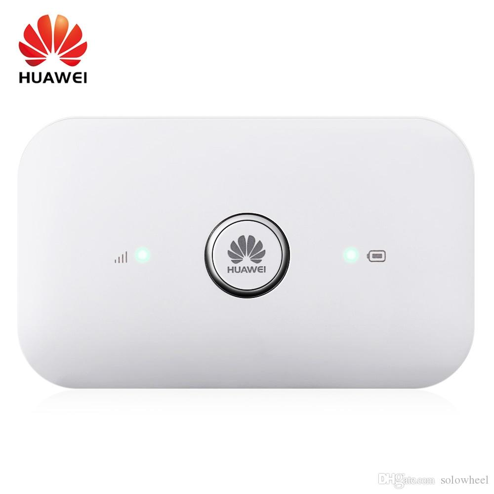 Original HUAWEI E5573s - 856 4G Mobile WiFi Router LTE Cat4 150Mbps Support  Double External Antenna Port
