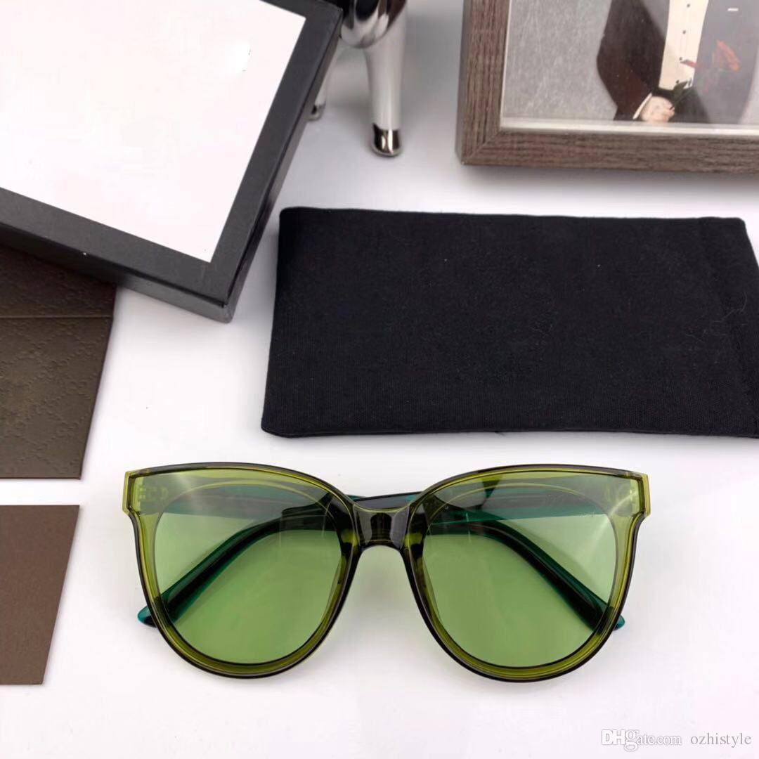abf9eee97f 2019 High Quality Cool Oversized Sunglasses Women Men Brand Designer ...