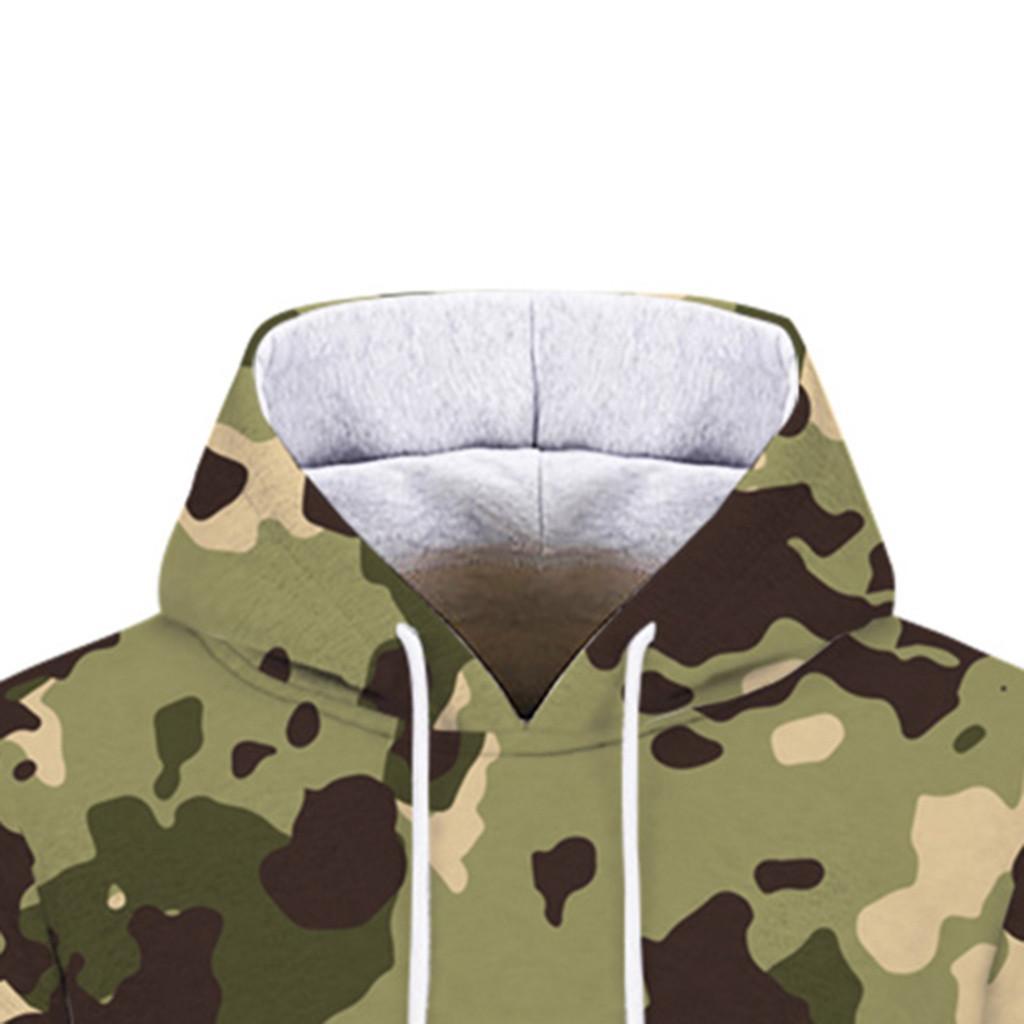 Camisolas Dos Homens de Inverno Casuais Impressão de Manga Longa Hoodies Pulôver Mens Roupas Moletons Hip Hop Capa