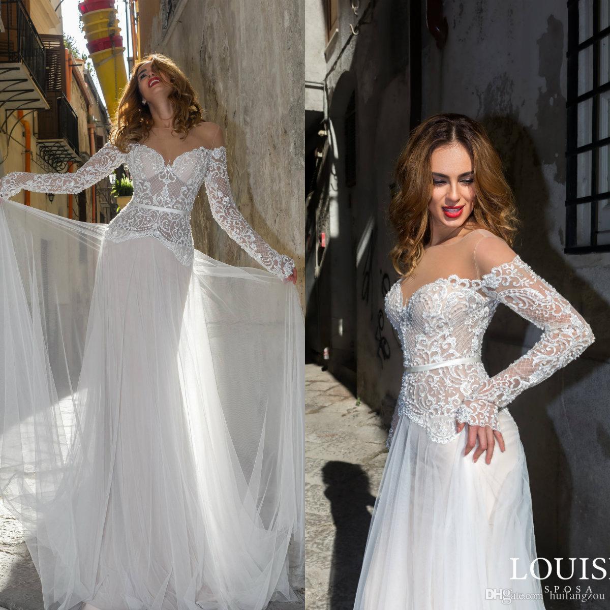 Vestidos novia la sposa 2019