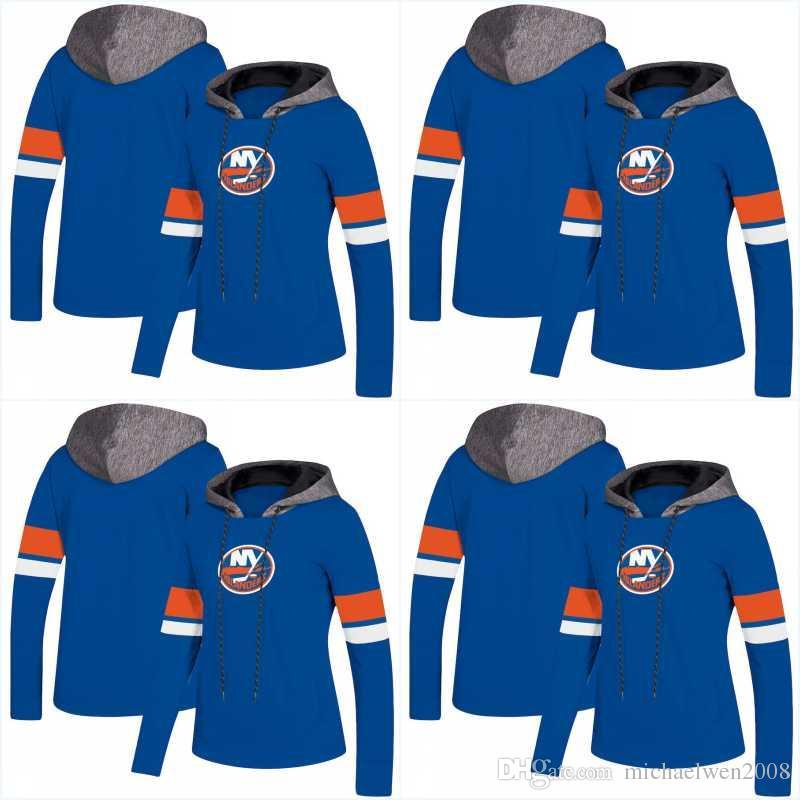 be000bce7 New York Islanders Ad Hoodies Jerseys Women 13 Mathew Barzal 12 Josh ...