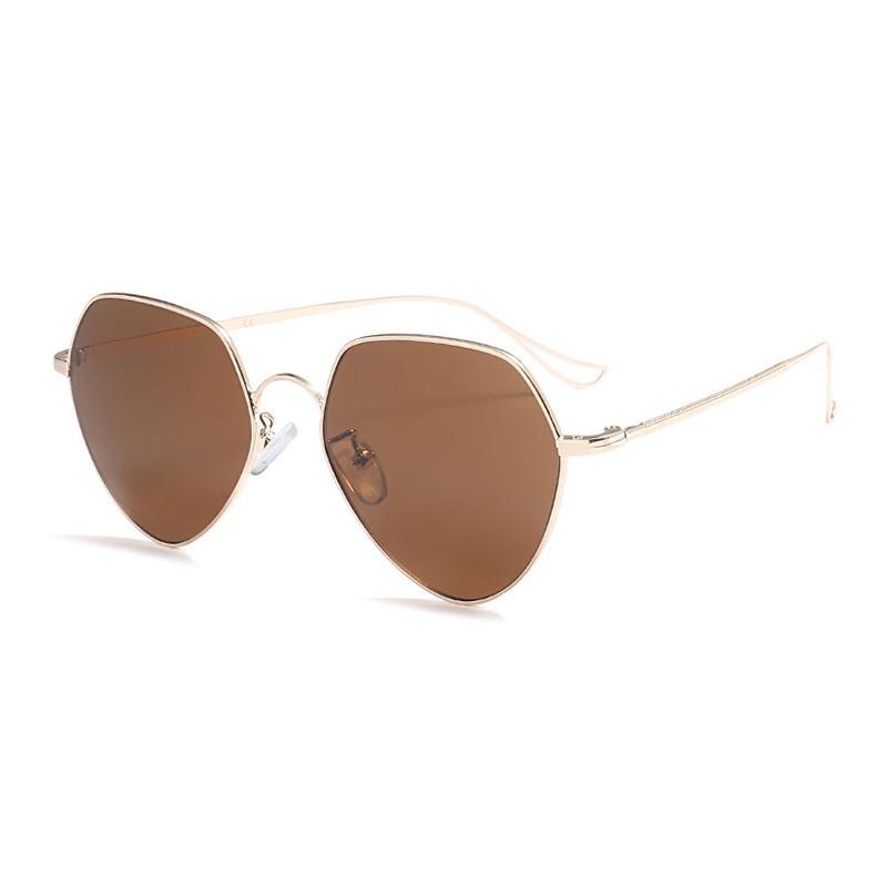 fc755f50e3 Compre Vintage Polygon Gafas De Sol Para Mujer Para Hombre Unisex Estilo  Diseñador De La Marca Gafas De Sol Para Gafas Al Aire Libre Moda Oculos  Shades ...