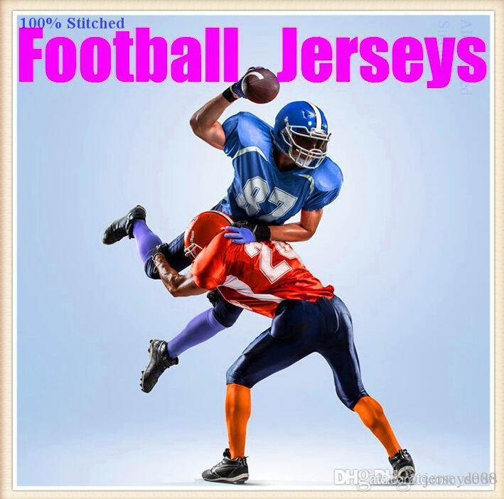 online retailer 1f6d6 f44c8 All Stitched Custom american football jerseys New Orleans team college  authentic cheap baseball basketball hockey jersey 4xl 5xl 8xl france